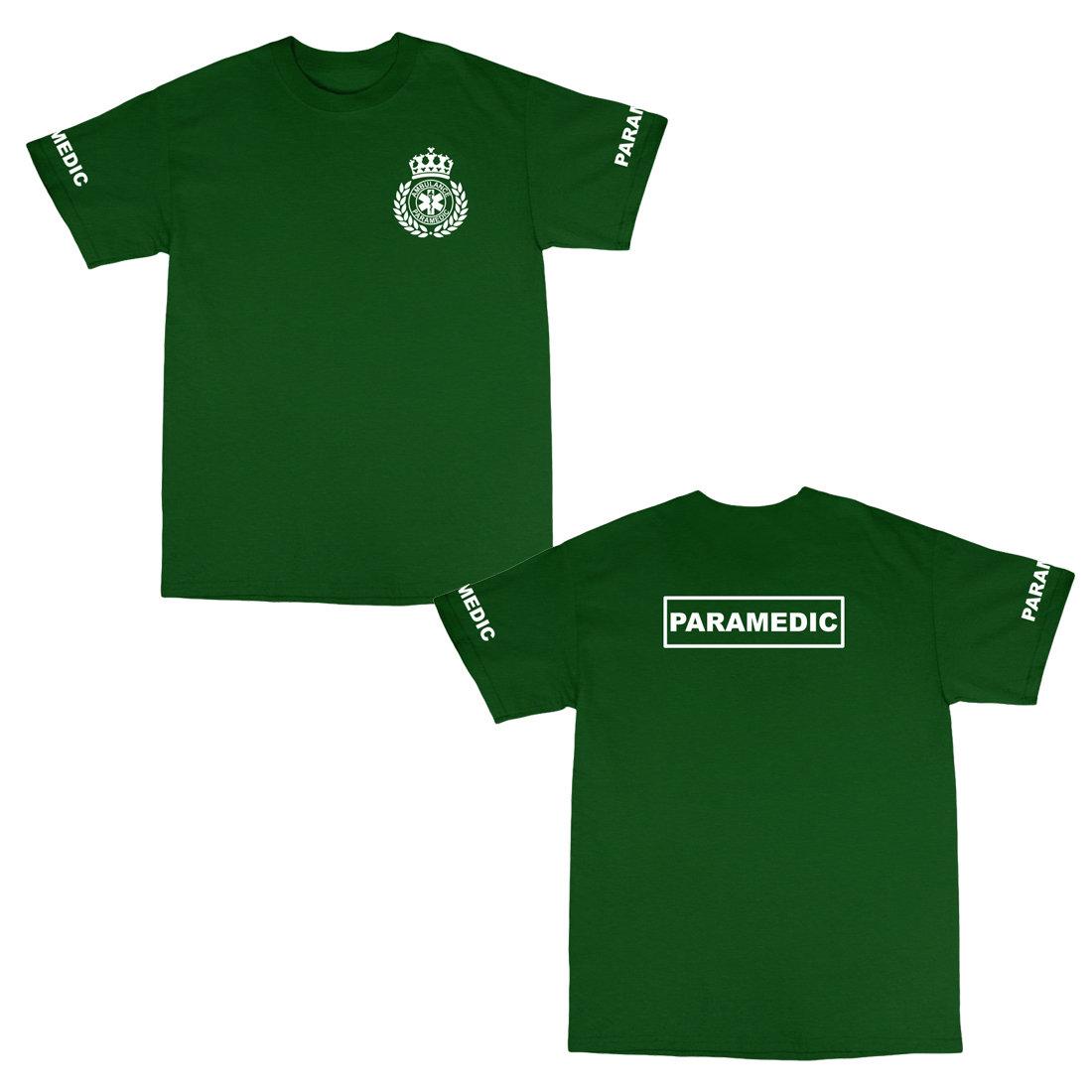 Children's 'Paramedic' T-Shirt ChildParamedicT