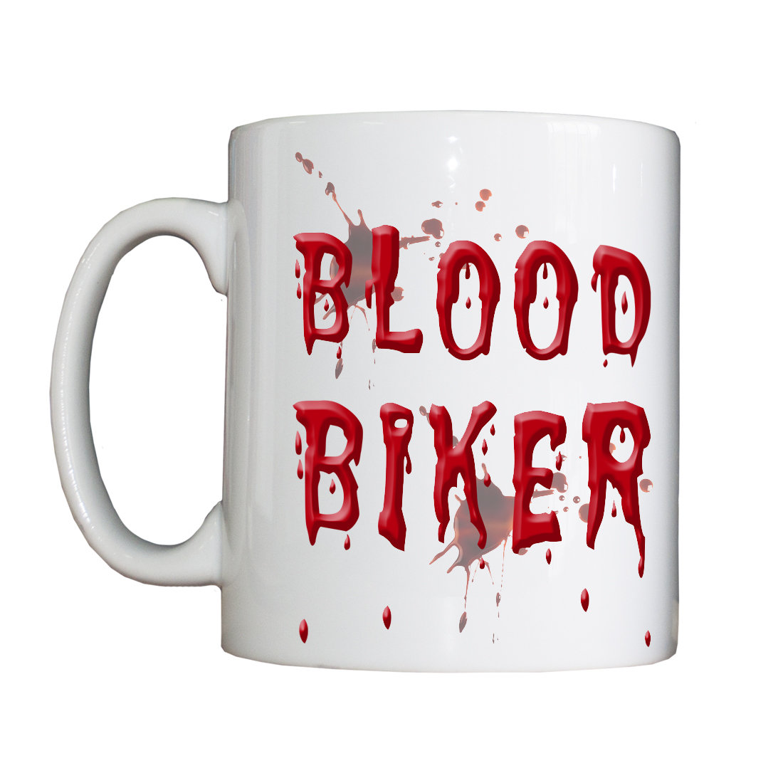 Personalised 'Blood Biker' Drinking Vessel BloodBikerVessel