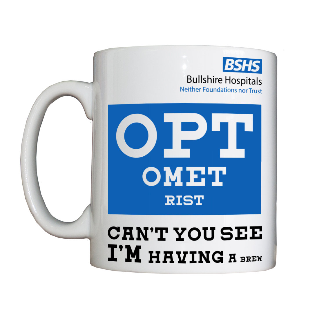 Optometrist Vessel