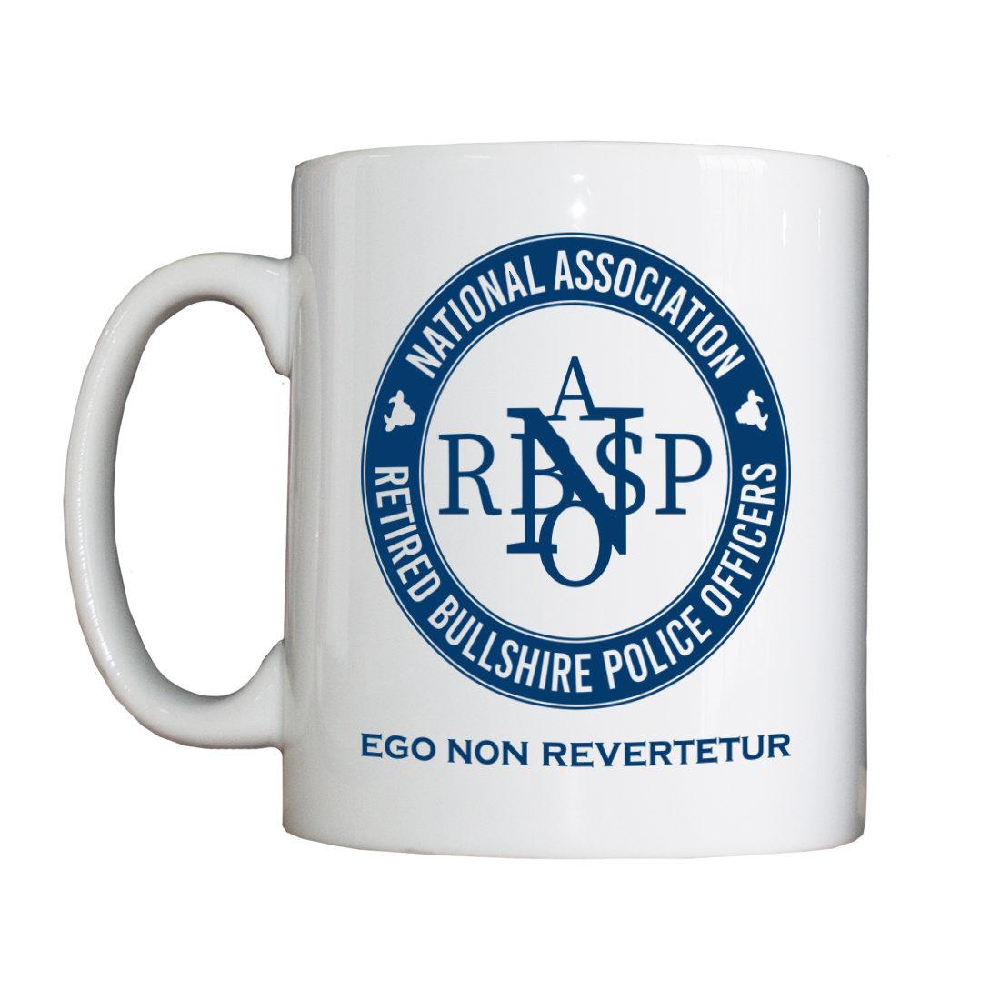Personalised 'NARBSPO' Drinking Vessel NARBSPORetiredVessel