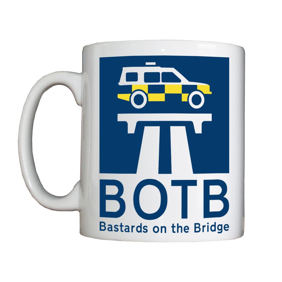 Personalised 'BOTB' Drinking Vessel BOTBVessel