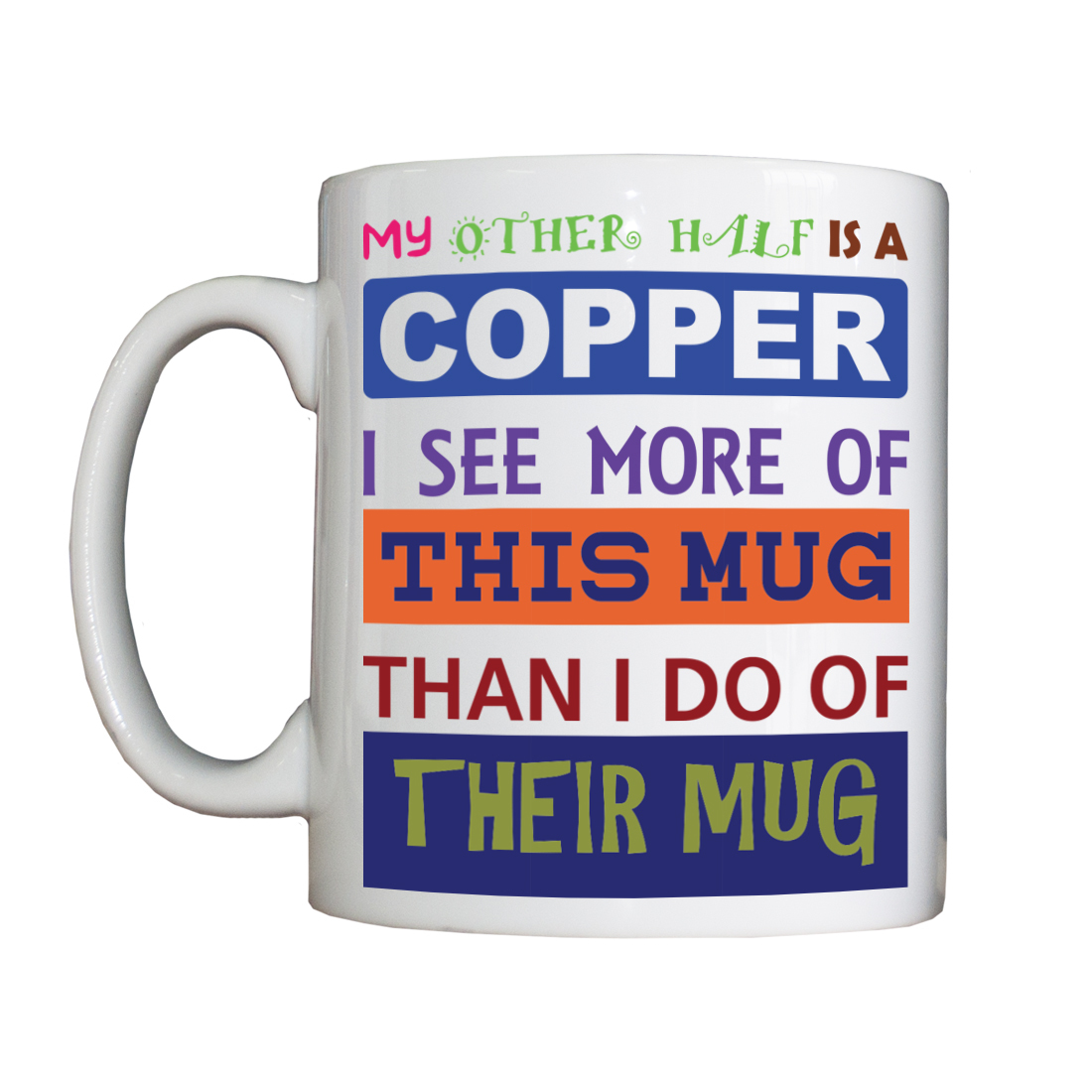 Personalised 'Other Half' Drinking Vessel OtherHalfVessel