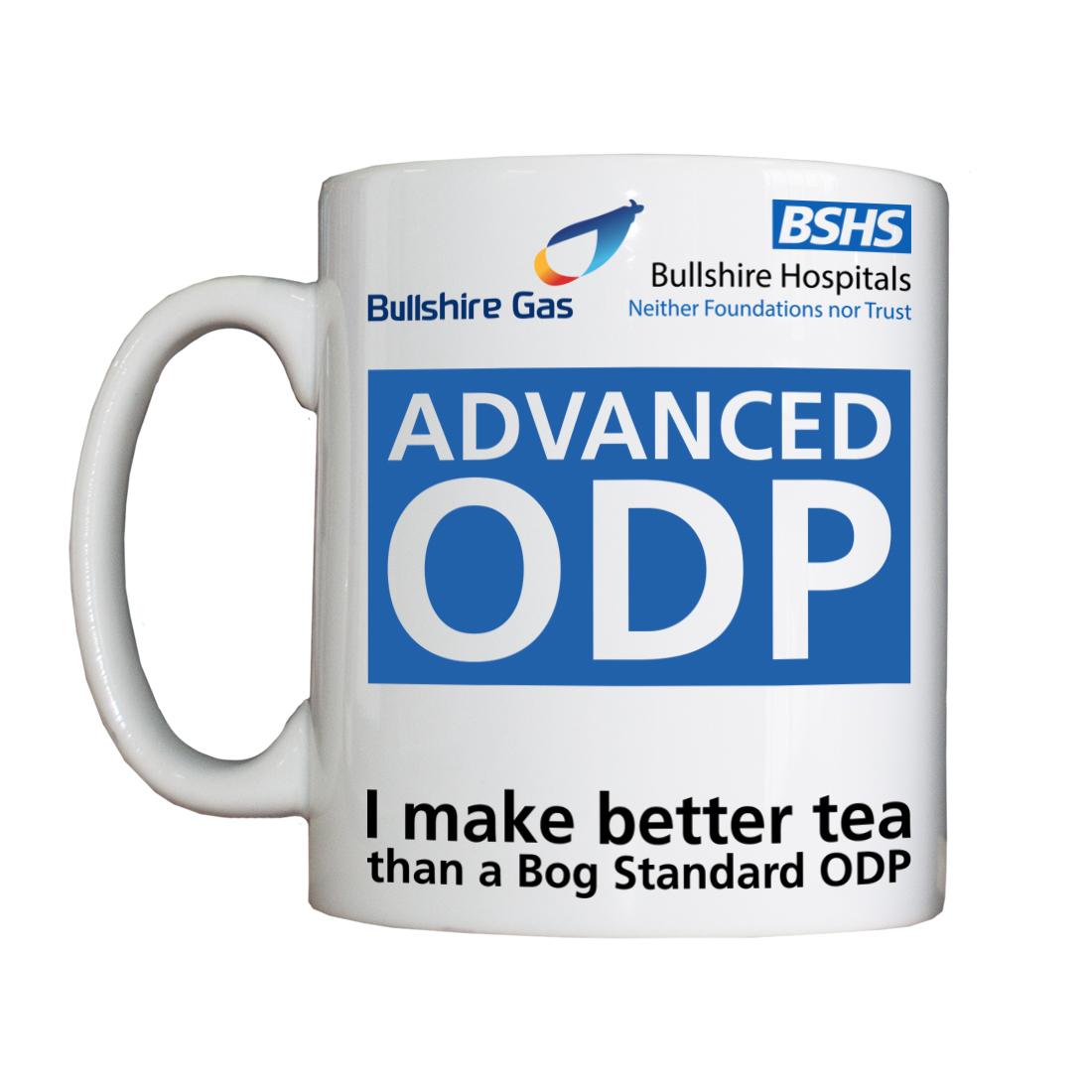 Personalised 'Advanced ODP' Drinking Vessel AdvancedODPVessel