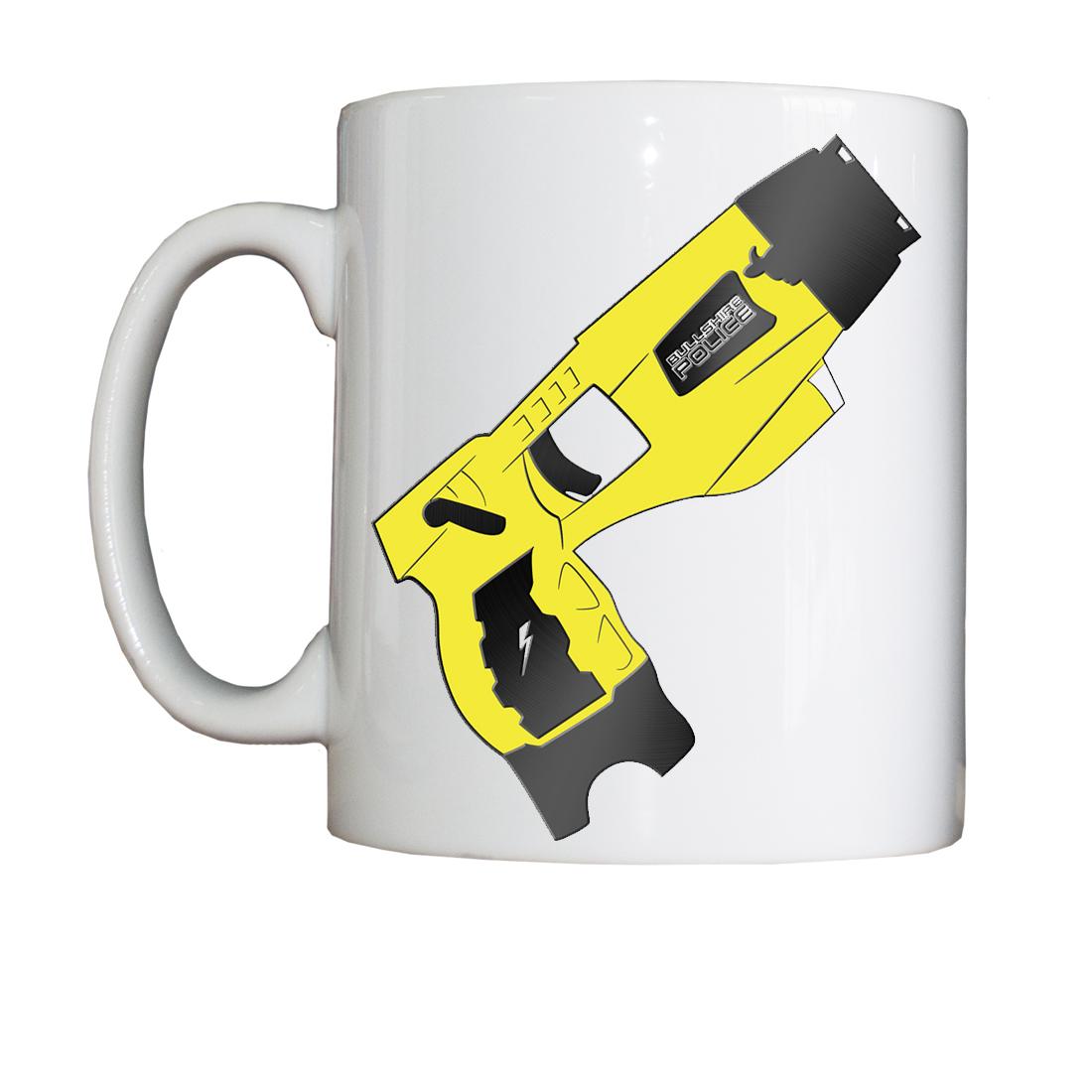Personalised 'Bzzz' Drinking Vessel (Mug) BzzzMugTASER