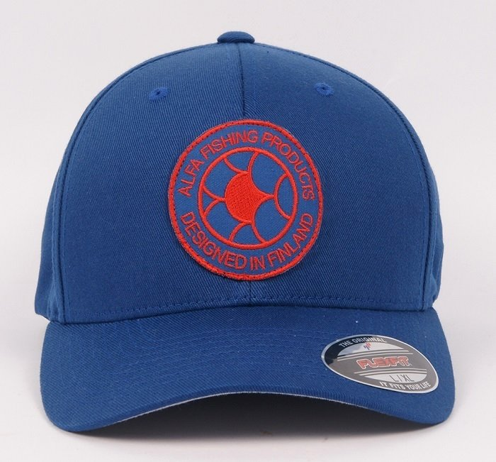 Alfa Royal Blue Cap