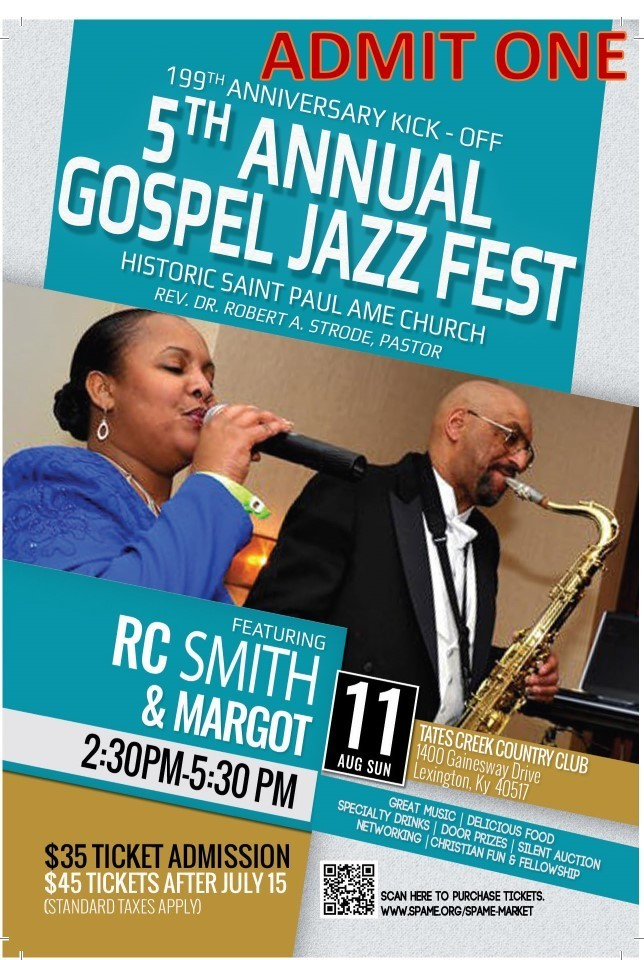 Gospel Jazz Happy Hour Tickets