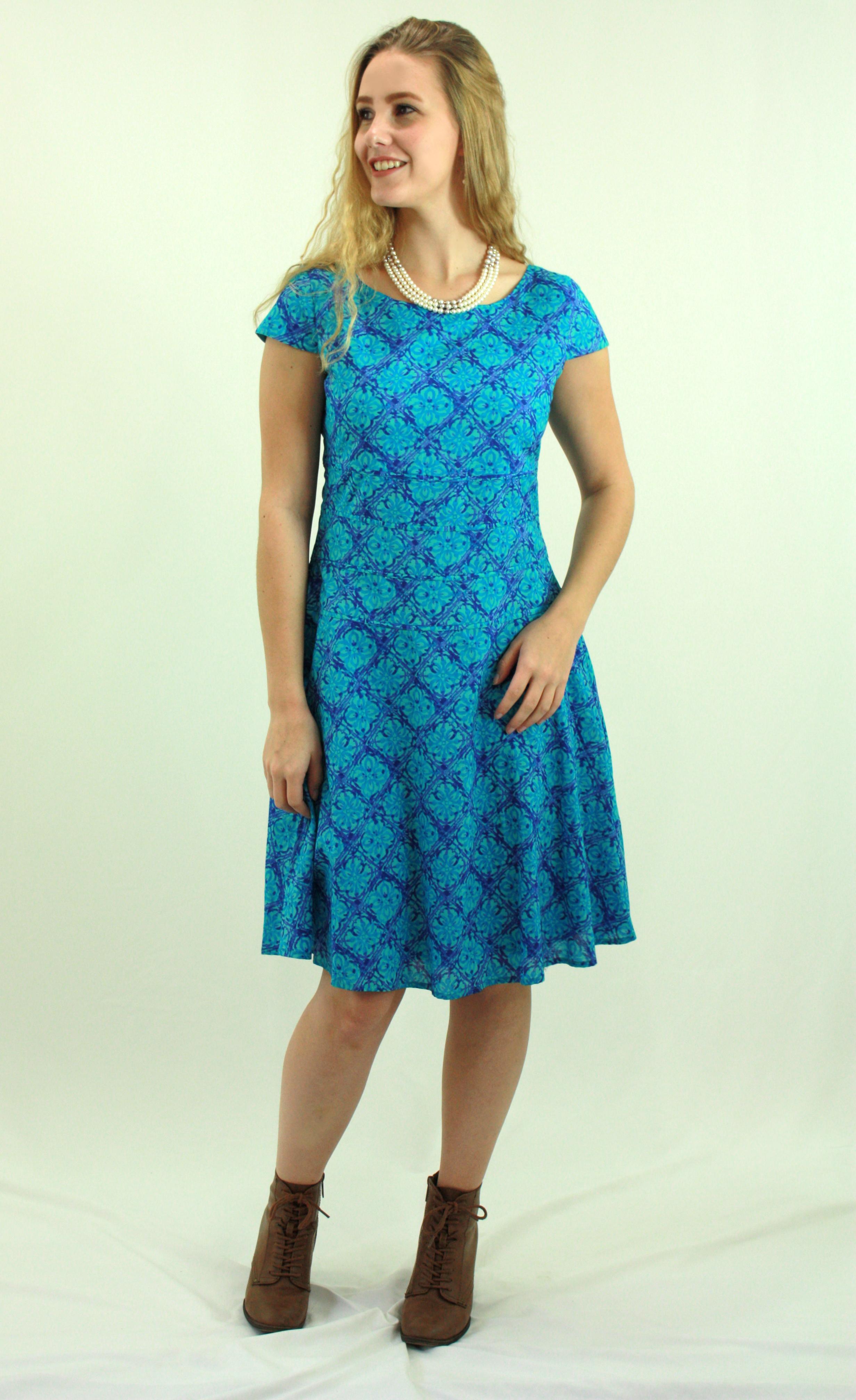 Turquoise Blue Dresses