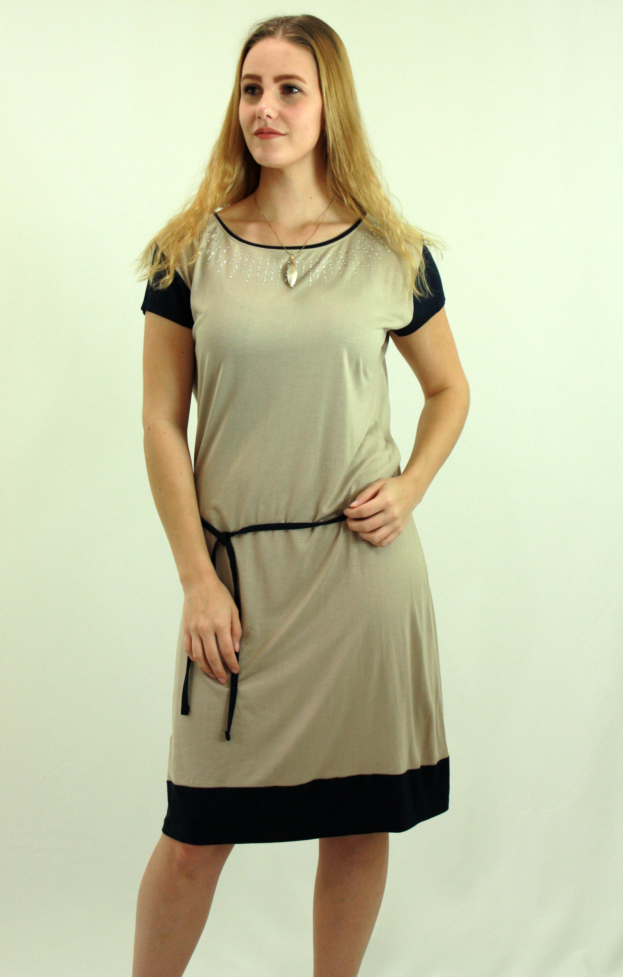 Grey tunic for women