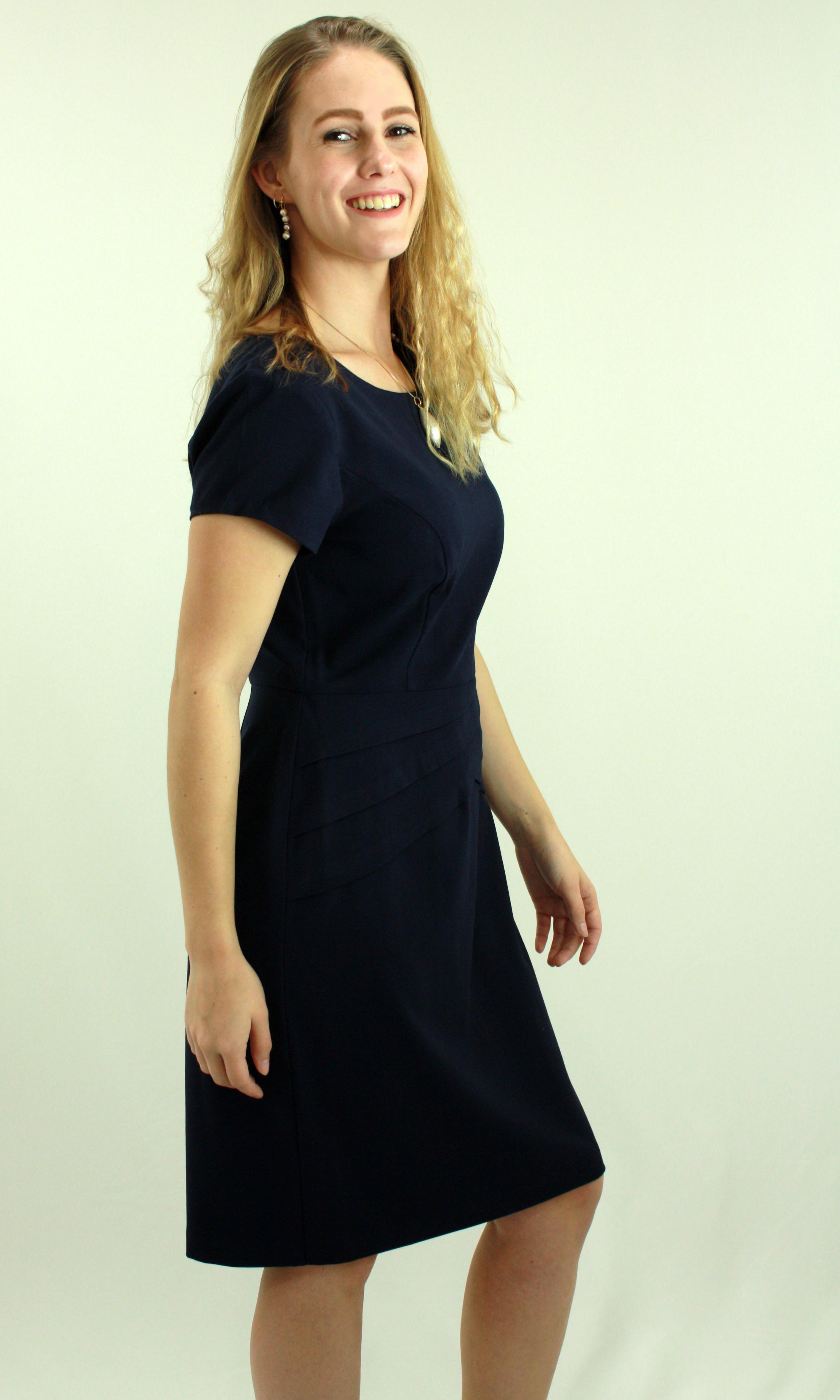 Navy blue Dress for women