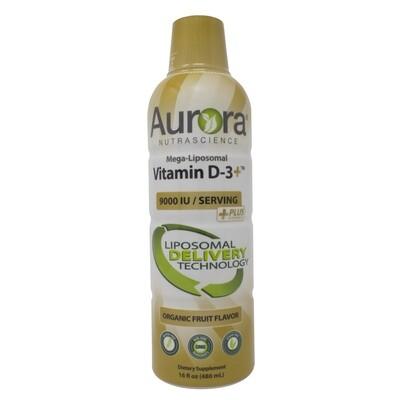 Mega-Liposomal Vitamin-D3+ Vitamin C