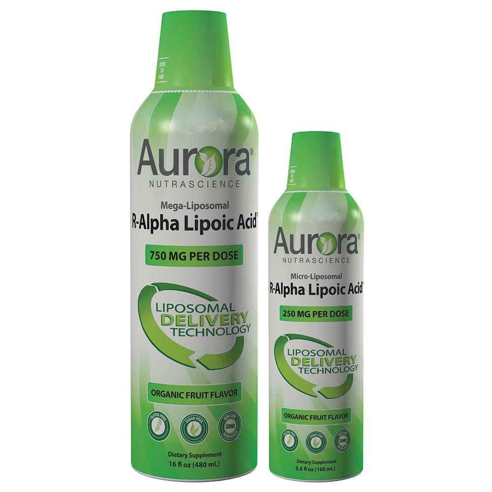 Liposomal R-Alpha Lipoic Acid 2272233