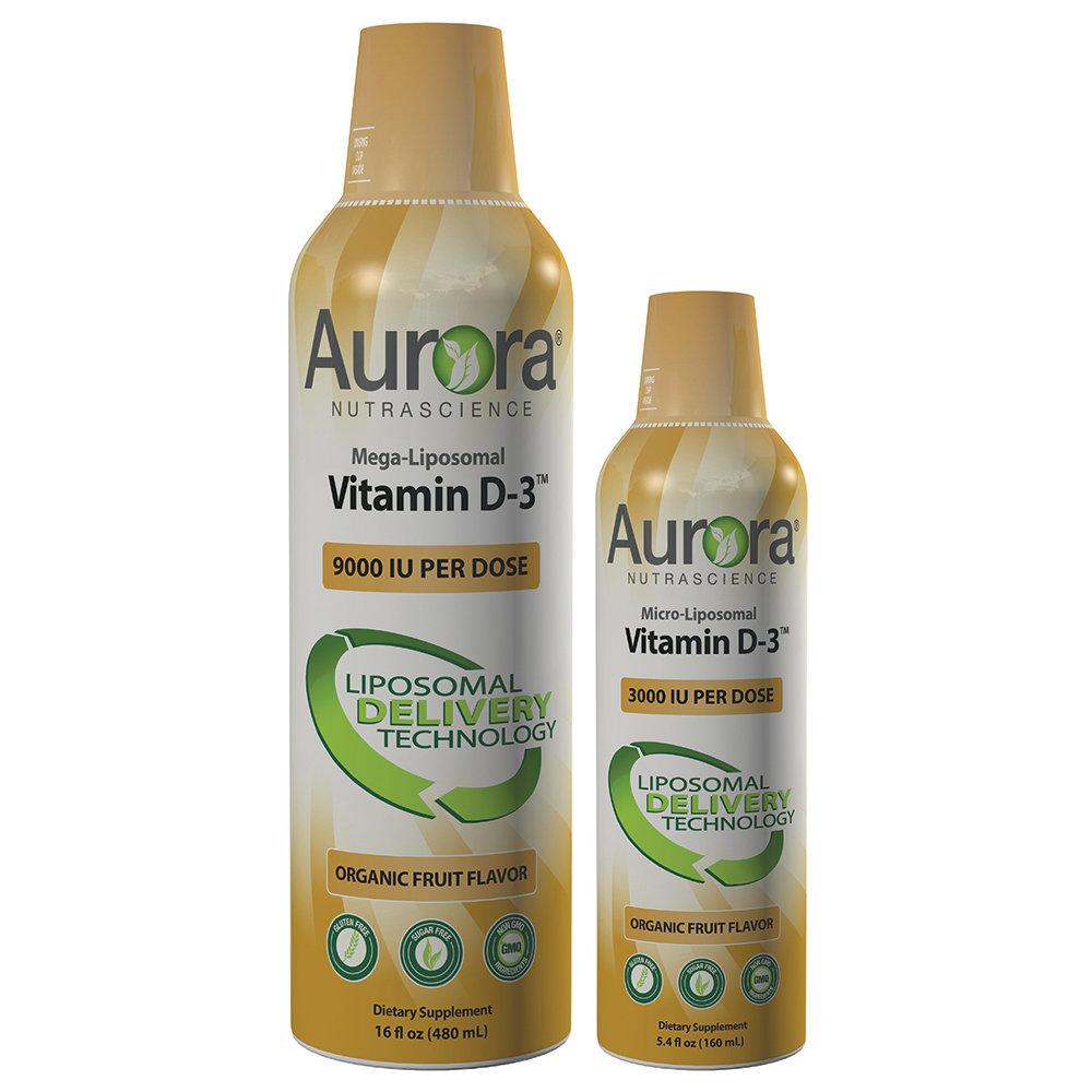 Liposomal Vitamin-D3 2521300