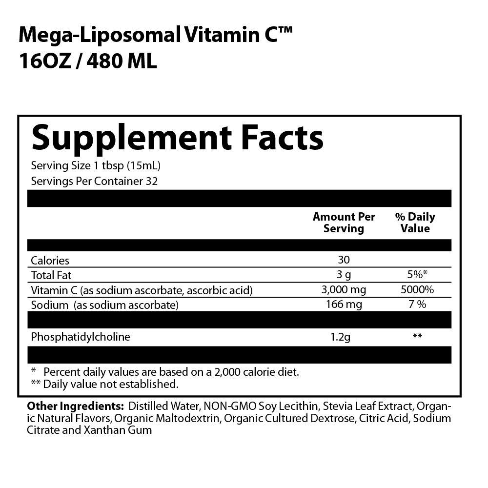 Liposomal Vitamin-C
