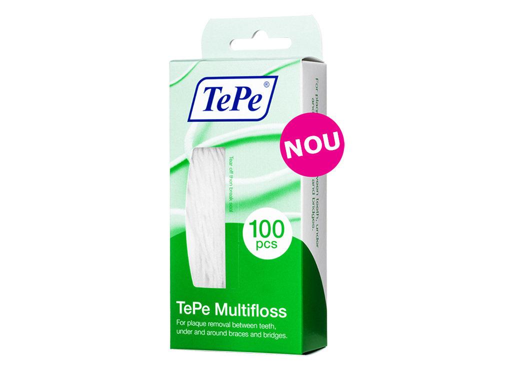 Ață Dentară TePe Multifloss