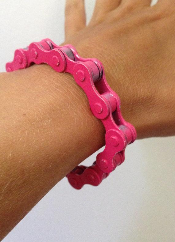 Pink Bracelink
