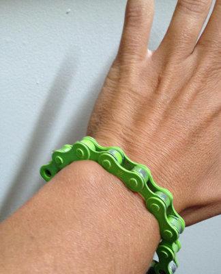 Green Bracelink