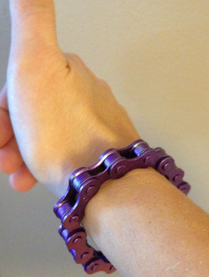 Purple Bracelink