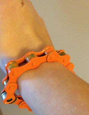Orange Bracelink
