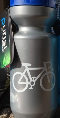 Water Bottle (Gray)