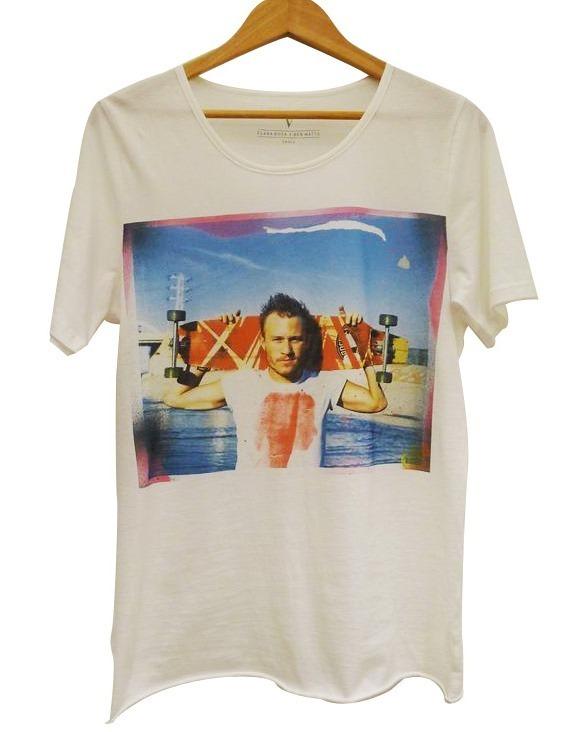Heath Ledger T's HL01