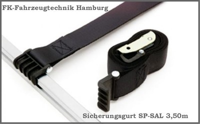 Sano Liftkar SAL Sicherungsgurt, Spezialgurt SP-SAL 3,50 m NEU TOP