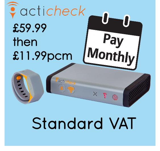 The Assure - £11.99 Monthly plan (Standard VAT) 20000