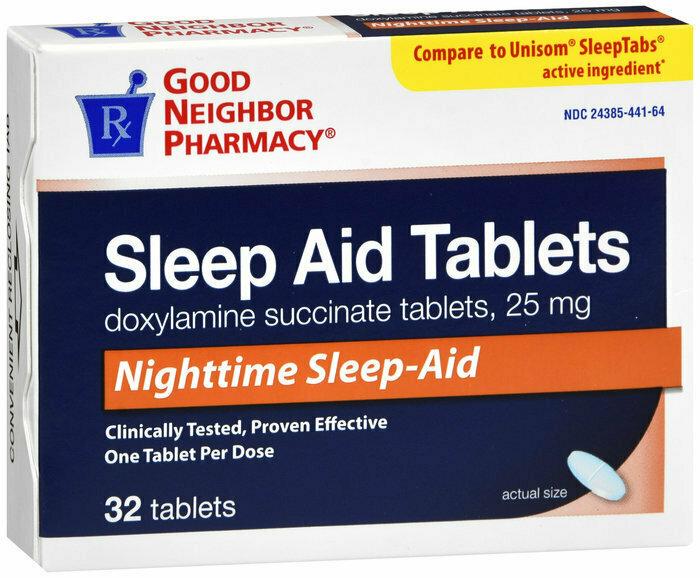 GNP SLEEP AID TAB 32 CT