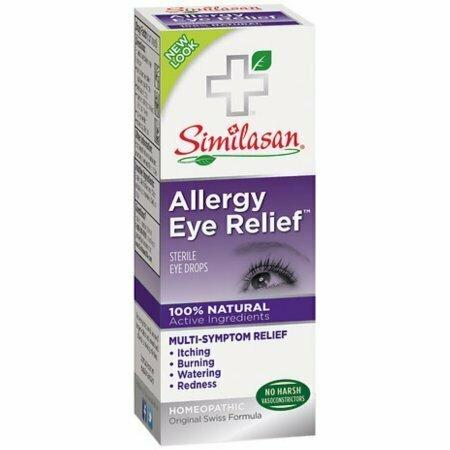 Similasan Allergy Eye Relief Eye Drops 10 mL