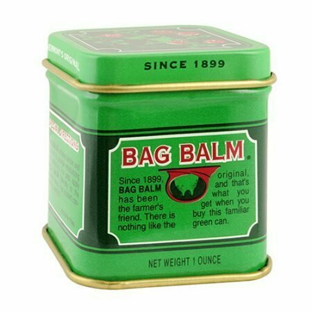Vermonts Original Bag Balm For Moistens Skin Protective Ointment - 1 Oz