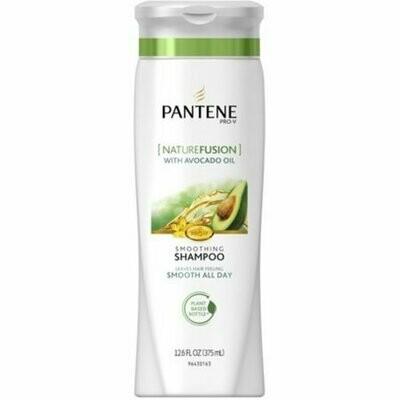 Pantene Pro-V NatureFusion Smoothing Shampoo with Avocado Oil, 12.6 oz