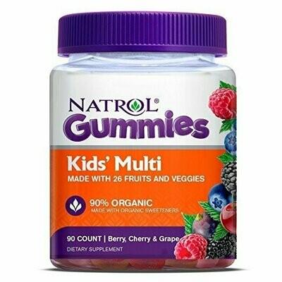 Natrol Multivitamin Gummy for Kids, 90 Count
