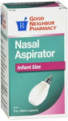 GNP NASAL INFANT SIZE ASPIRATOR