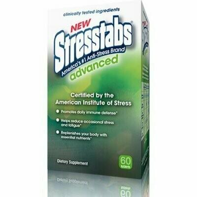 Stresstabs Advanced Tablets 60 Tablets