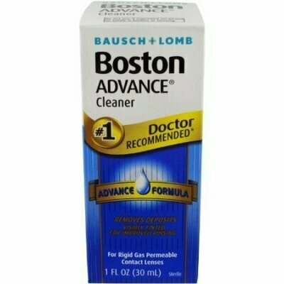 Bausch & Lomb Boston Advance Cleaner 1oz
