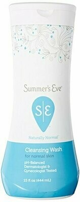 SUMMERS EVE CLEANSING CLOTH FLORAL