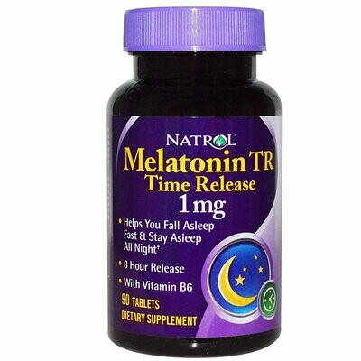 Natrol Melatonin 1mg
