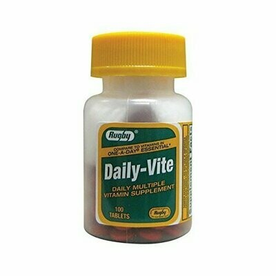 Daily-Vite 100 Tabs