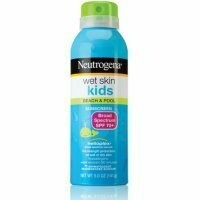 Neutrogena Wet Skin Kids Beach & Pool Sunscreen Spray SPF 70+ 5 oz