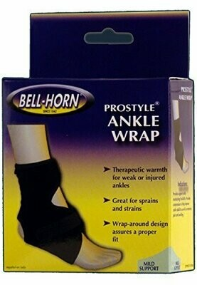 ProStyle Ankle Wrap in Black