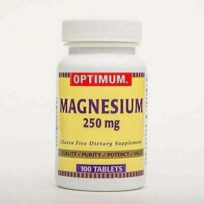 Magnesium Oxide 250mg