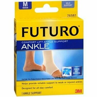 FUTURO Comfort Lift Ankle Support Medium 1 Each