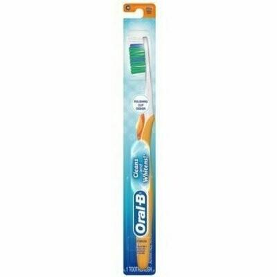 Oral-B 3D White Advantage Vivid Toothbrush Medium 1 each