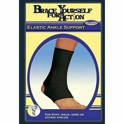 Brace Yourself For Action, Elastic Ankle Support