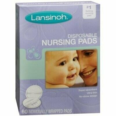 Lansinoh Nursing Pads Disposable 60 Each