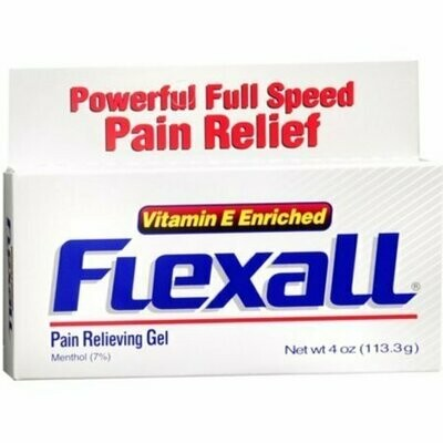 Flexall Gel 4 oz