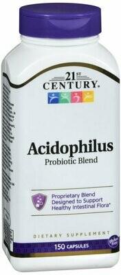 ACIDOPHILUS PROBIOTIC BLEND CAPSULE 150 CT