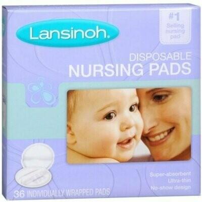 Lansinoh Nursing Pads Disposable 36 Each
