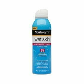 Neutrogena Wet Skin Sunblock Spray, Spf 30 - 5 Oz