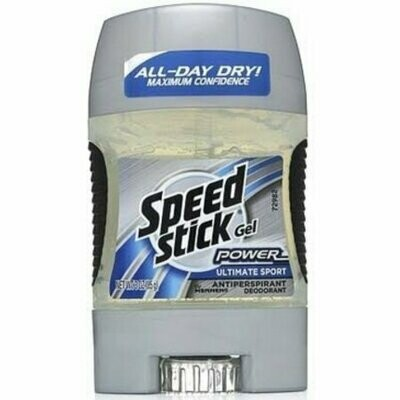 Speed Stick Anti-Perspirant Deodorant Gel Ultimate Sport 3 oz