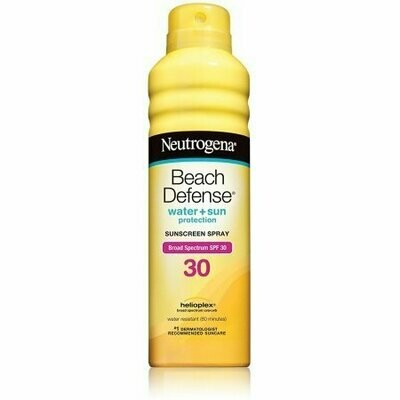 Neutrogena Beach Defense SPF 30 Spray 6.5 oz